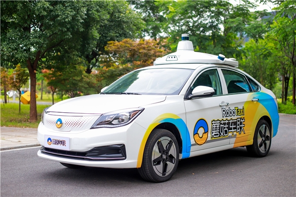 自动驾驶进入快速落地期,蘑菇车联拿下多个行业第一