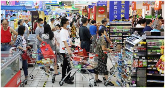 解锁7月消费密码,华润苏果25周年庆百余品类五折起